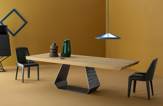 Amond by Bonaldo | Dining tables