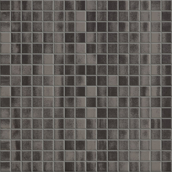 Betonsquare Mosaic Clay-Mud by TERRATINTA GROUP | Ceramic tiles
