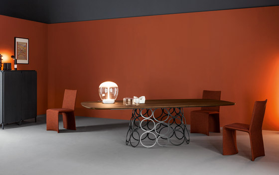 Hulahoop by Bonaldo | Dining tables