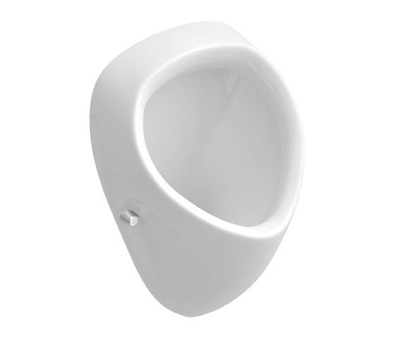 O.novo Siphonic urinal by Villeroy & Boch | Urinals