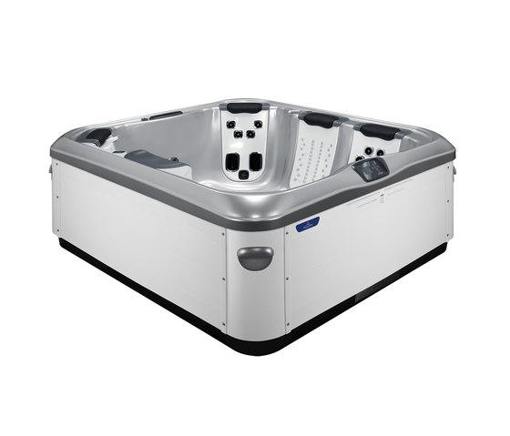 Silver White Edition A6L by Villeroy & Boch | Hydromassage baths