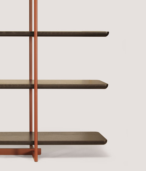altai shelving by Skram | Office shelving systems