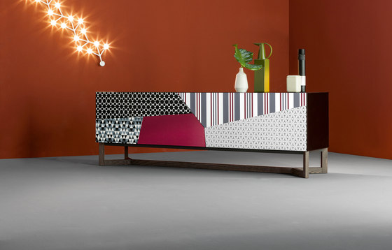 Doppler Sideboard low by Bonaldo | Sideboards