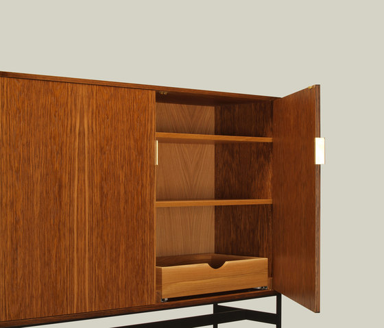 piedmont cabinet on stand by Skram | Cabinets