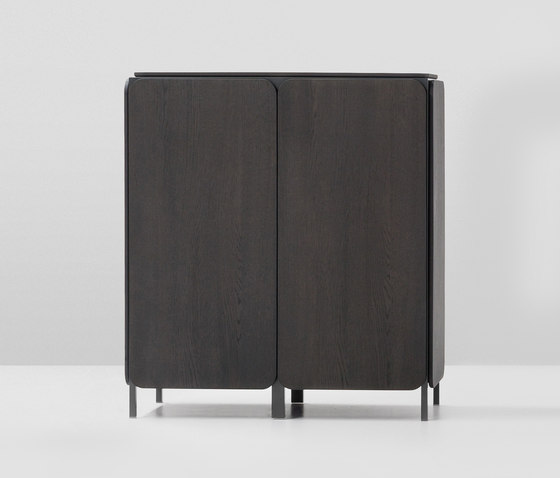 Frame high von Bonaldo | Sideboards / Kommoden