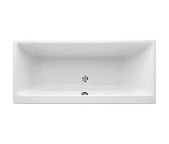 Subway vasca da bagno vasche rettangolari villeroy boch architonic - Vasca da bagno villeroy e boch ...