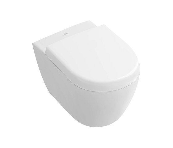 Subway 2.0 Washdown WC compact by Villeroy & Boch | Toilets