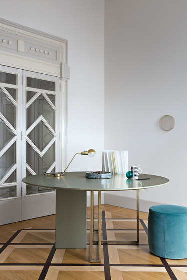 Plinto Table XW by Meridiani | Dining tables