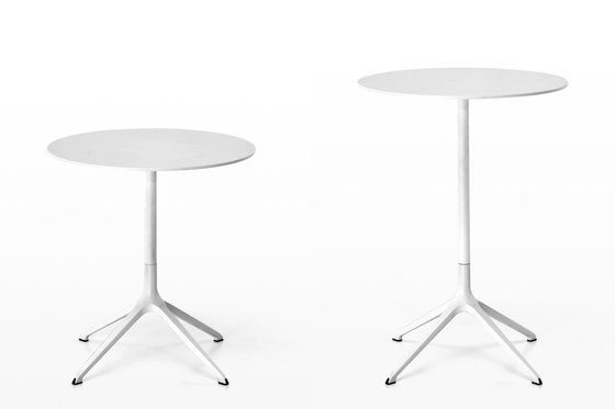 Elephant table by Kristalia | Standing tables