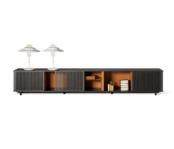 Lloyd storage unit by Poltrona Frau | Sideboards