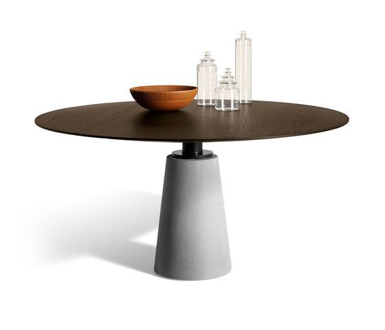 Mesa Due di Poltrona Frau | Tavoli ristorante