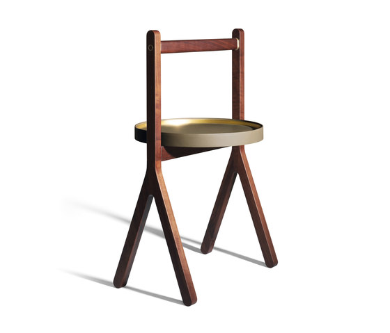 Ren di Poltrona Frau | Tavolini alti