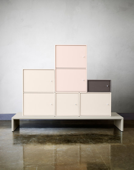 Montana Shelving system   Application example by Montana Furniture   Sideboards