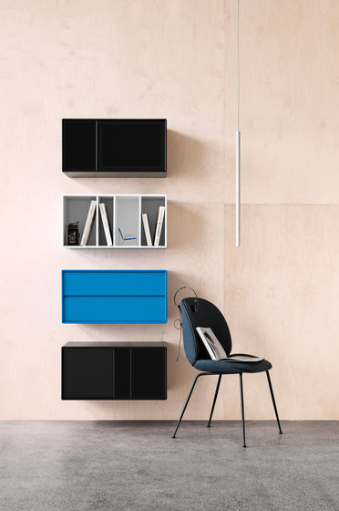 Montana Shelving system | Application example by Montana Furniture | Shelving