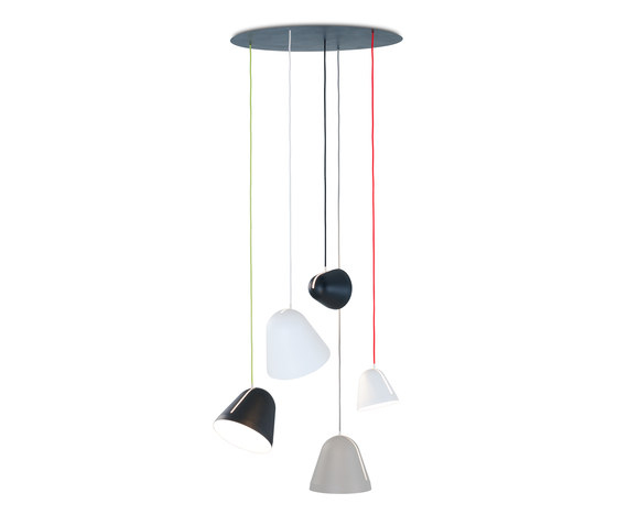 Multiple Pendant Lamp 5 by Nyta | Suspended lights