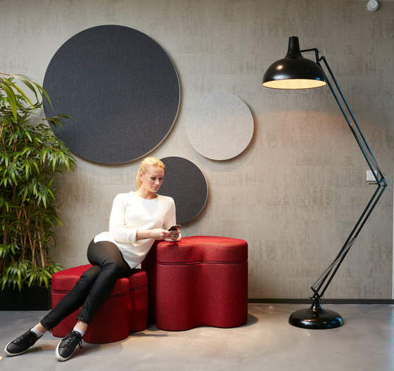 Sound Off Wall by Götessons | Sound absorbing wall systems