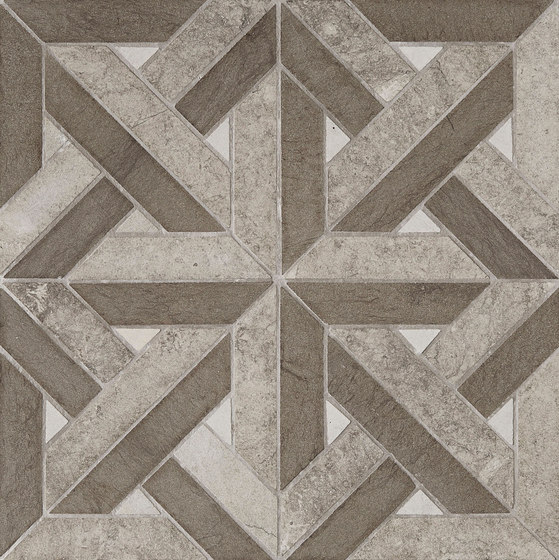 Art Deco Parquet by Claybrook Interiors Ltd. | Natural stone tiles