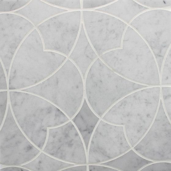 Marrakech Medina Stone Mosaics by Claybrook Interiors Ltd. | Natural stone tiles