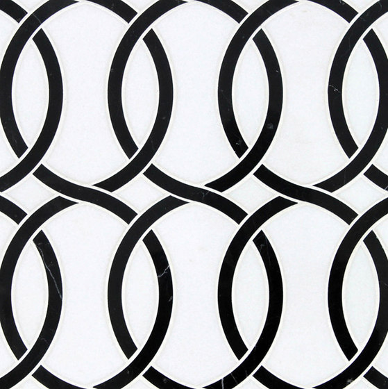 Belle Epoque Adagio by Claybrook Interiors Ltd.   Natural stone tiles