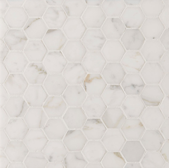 Manhattan Hexagon by Claybrook Interiors Ltd. | Natural stone tiles