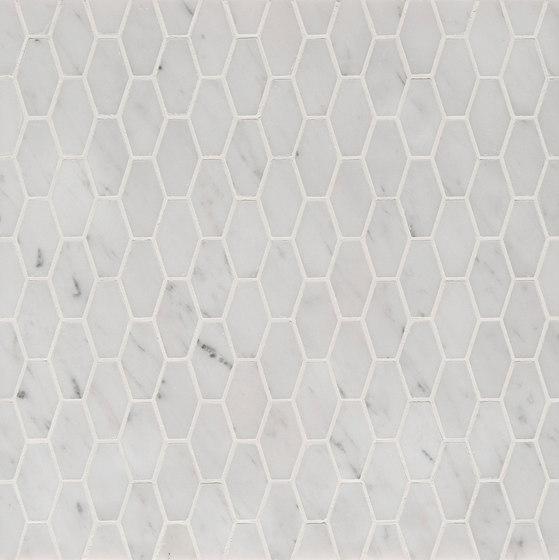 Manhattan Elongated Hexagon de Claybrook Interiors Ltd. | Dalles en pierre naturelle