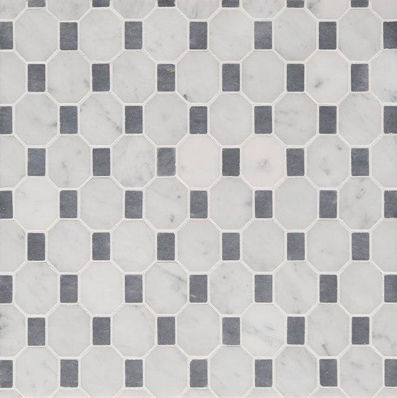 Manhattan Octagon di Claybrook Interiors Ltd. | Piastrelle pietra naturale