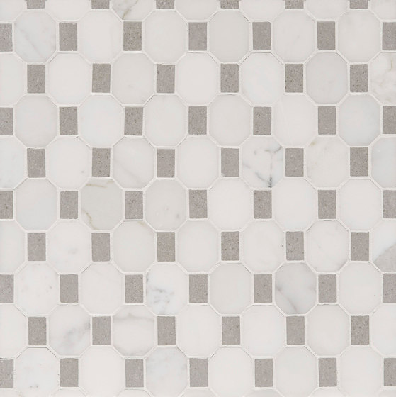 Manhattan Octagon by Claybrook Interiors Ltd. | Natural stone tiles