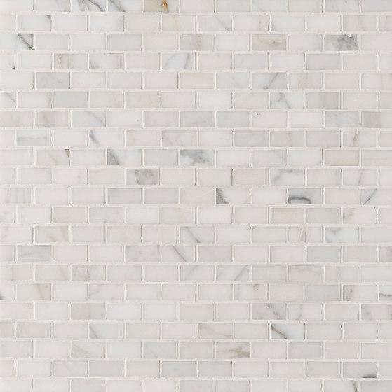 Manhattan Mini Brick di Claybrook Interiors Ltd. | Piastrelle pietra naturale