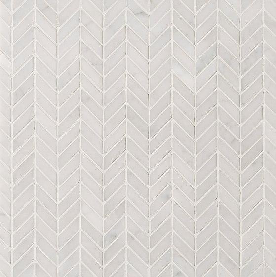Manhattan Herringbone by Claybrook Interiors Ltd. | Natural stone tiles