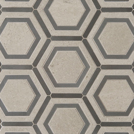 Marrakech Kasbah Stone Mosaics by Claybrook Interiors Ltd.   Natural stone tiles