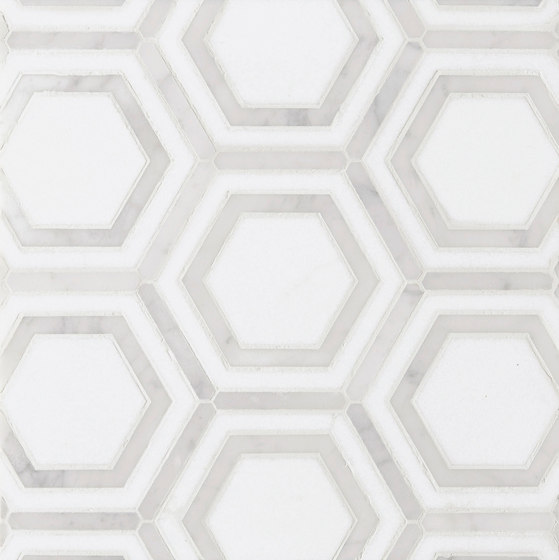 Marrakech Kasbah Stone Mosaics by Claybrook Interiors Ltd. | Natural stone tiles
