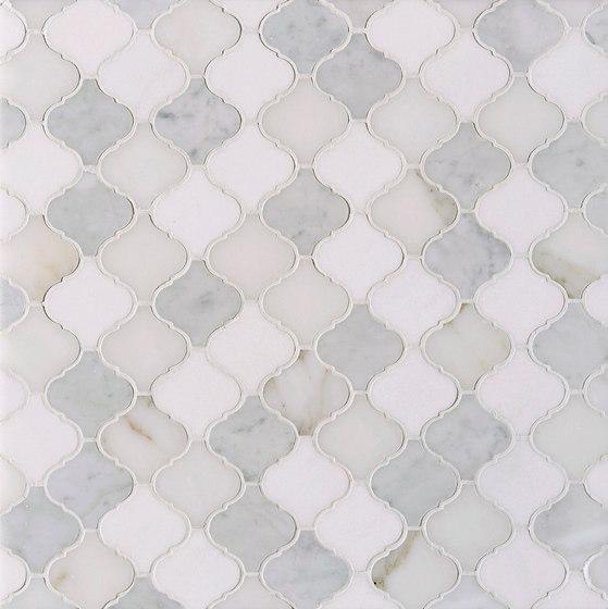 Marrakech Ismir Stone Mosaics by Claybrook Interiors Ltd. | Natural stone tiles