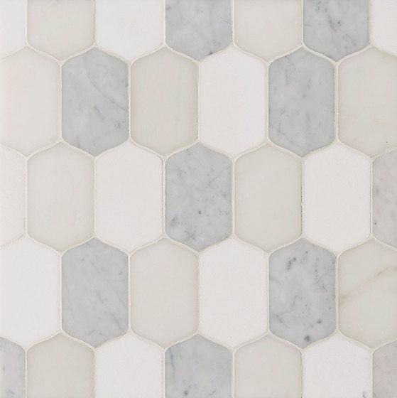Marrakech Souk Stone Mosaics by Claybrook Interiors Ltd. | Natural stone tiles
