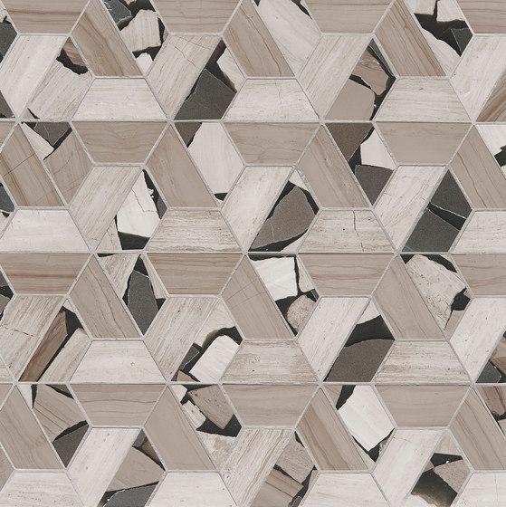 Safari Trident by Claybrook Interiors Ltd. | Natural stone tiles