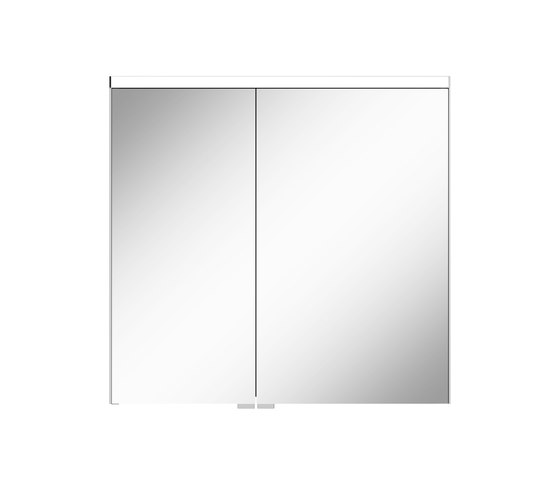 Iveo | Armoire de toilette avec éclairage LED de burgbad | Armoires à miroirs