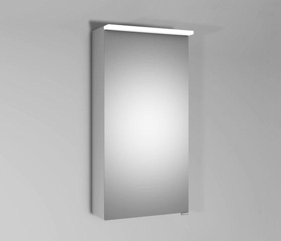Sinea 2.0 | Mirror cabinet with LED-illumination di burgbad | Armadietti specchio