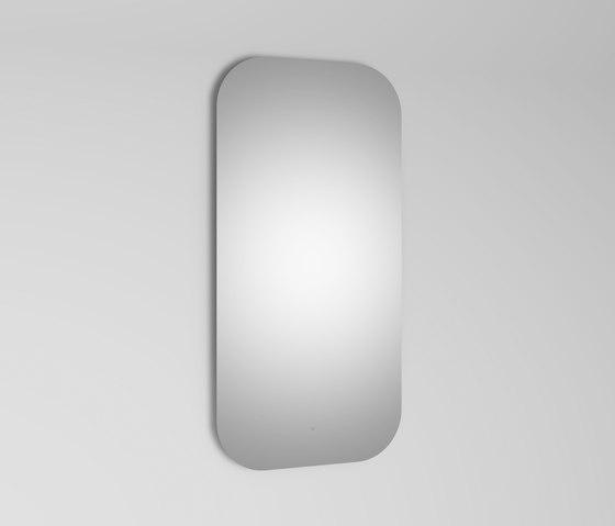 sinea 2 0 leuchtspiegel mit led beleuchtung spiegel von burgbad architonic. Black Bedroom Furniture Sets. Home Design Ideas