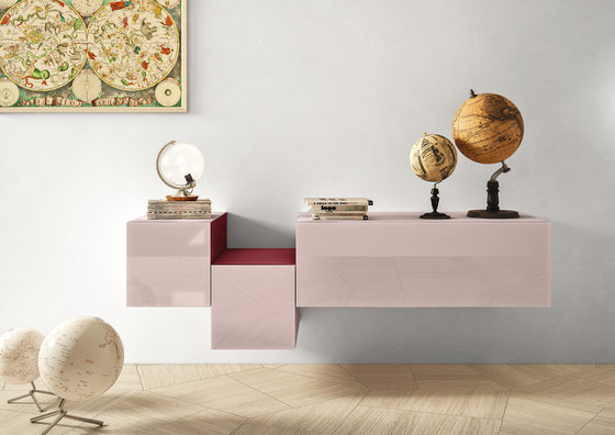 36e8 Side_storage by LAGO | Shelving