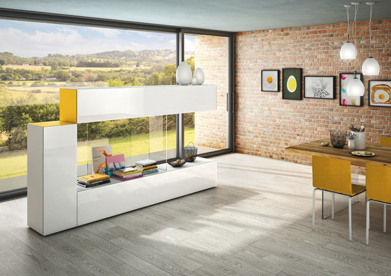 Air Side Storage by LAGO | Cabinets