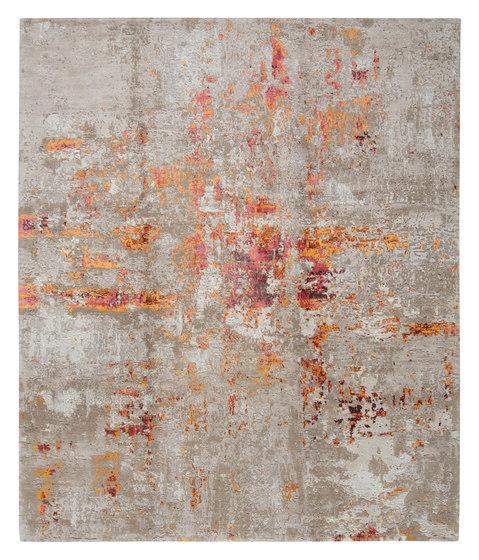 Abstracts 4 red de THIBAULT VAN RENNE | Alfombras / Alfombras de diseño