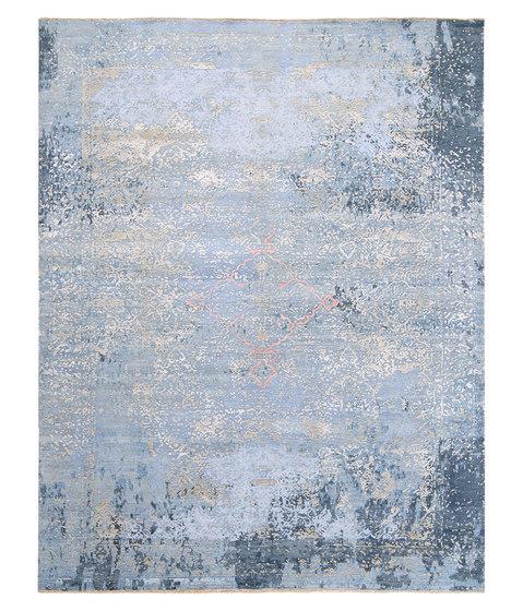 Autumn blue by THIBAULT VAN RENNE   Rugs