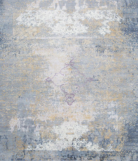 Autumn FB3 grey by THIBAULT VAN RENNE | Rugs