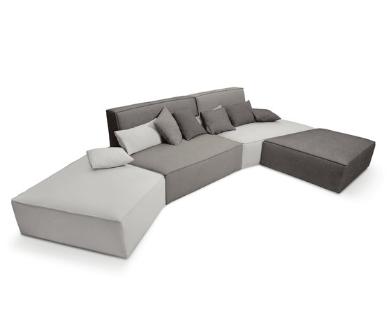 Slide_sofa by LAGO | Sofas