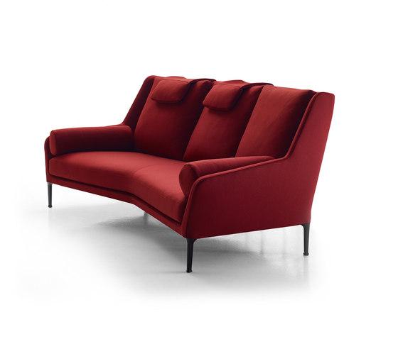 Édouard de B&B Italia | Sofás lounge