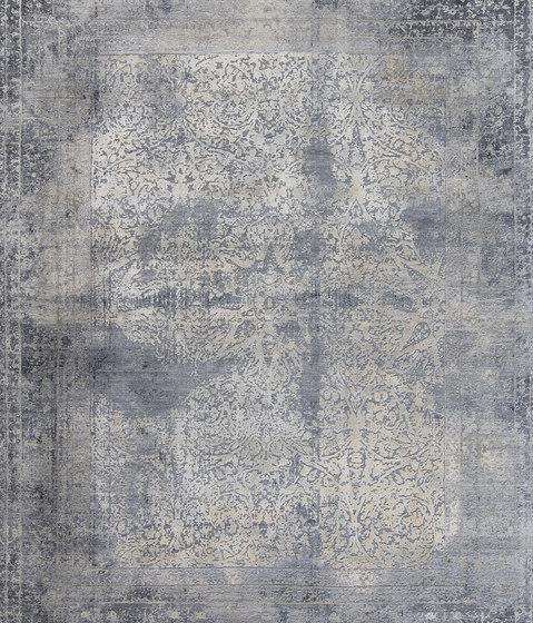 Elements Star border grey by THIBAULT VAN RENNE | Rugs