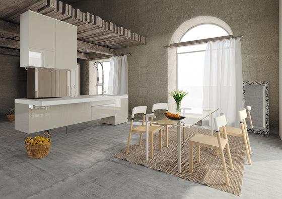 36e8_kitchen de LAGO | Cocinas isla