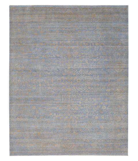 Kork Reintegrated grey & gold by THIBAULT VAN RENNE | Rugs