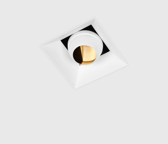 Down in-Line 120 wallwasher by Kreon | Recessed ceiling lights