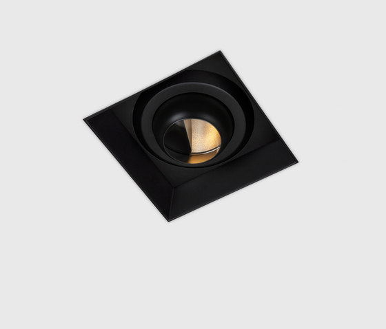 Down in-Line 165 wallwasher di Kreon | Recessed ceiling lights