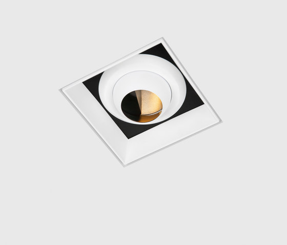 Down in-Line 165 wallwasher di Kreon | Lampade soffitto incasso